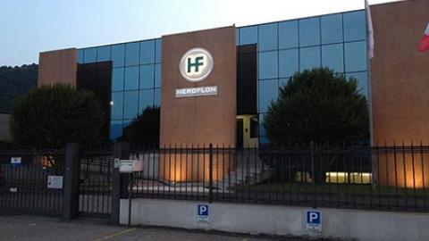 Heroflon S.p.A. building