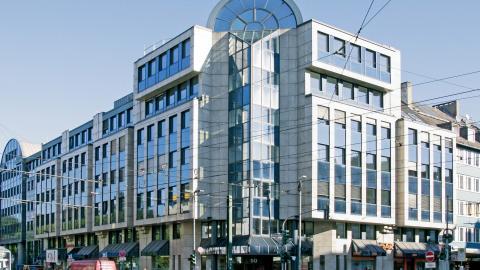 Daikin Chemical Europe office building in Düsseldorf