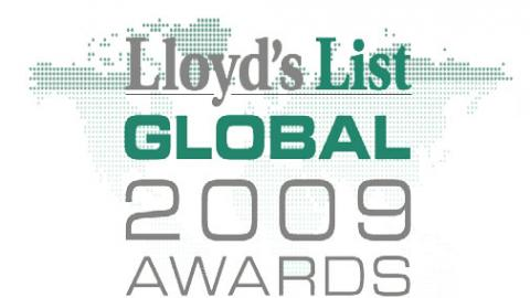 Lloyd's List Global Awards 2009 logo